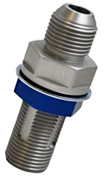 Click for a larger picture of Fuel Safe Discriminator Valve, In-Tank, 8AN Male Fitting