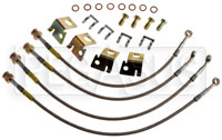 Click for a larger picture of G-Stop Brake Line Set, 2005 Corvette C6