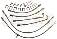 Click for a larger picture of G-Stop Brake Line Set, 2005 Subaru Legacy GT