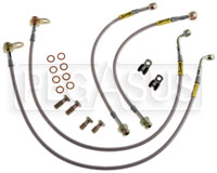Click for a larger picture of G-Stop Brake Line Set, 06-up Mazda Miata MX-5