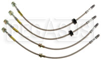 Click for a larger picture of G-Stop Brake Line Set, 04-up Mazda 3
