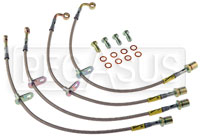 Click for a larger picture of G-Stop Brake Line Set, Scion FRS/Subaru BRZ