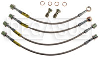 Click for a larger picture of G-Stop Brake Line Set, 02-up Audi A4 / S4