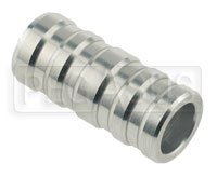 Click for a larger picture of 22mm (7/8 inch) Aluminum Hose Joiner
