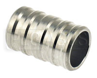 Click for a larger picture of 28mm (1 1/8 inch) Aluminum Hose Joiner