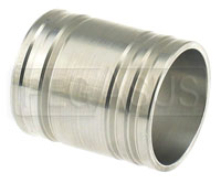 Click for a larger picture of 50mm (2 inch) Aluminum Hose Joiner