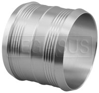 Click for a larger picture of 76mm (3.00 inch) Pegasus Pro Design Aluminum Hose Joiner