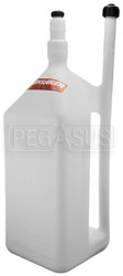 Click for a larger picture of Hunsaker 11 gallon QuikFill Dump Can