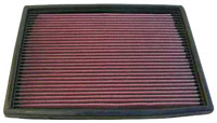 Click for a larger picture of K&N Air Filter, Ford Mustang 5.0L 1986-93