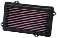 Click for a larger picture of K&N Air Filter, Integra 87-89, Civic/CRX 84-87