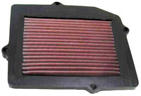 Click for a larger picture of K&N Air Filter, Civic/CRX 88-91