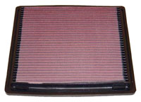 Click for a larger picture of K&N Air Filter, Ford Thunderbird / Mercury Cougar, 1989-97
