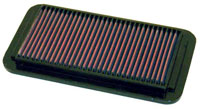 Click for a larger picture of K&N Air Filter, Saturn 91-93 Twin Cam, 94-02 all 1.9L