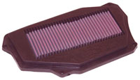 Click for a larger picture of K&N Air Filter, Accord 93-98, Acura CL 97-99