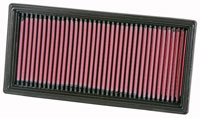 Click for a larger picture of K&N Air Filter, Dodge/Plymouth Neon 95-99, Ford Escort 1.9L