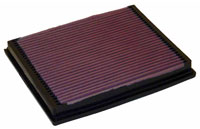Click for a larger picture of K&N Air Filter, Audi A4, VW Passat, 1996-2005