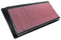 Click for a larger picture of K&N Air Filter, Jaguar X-Type