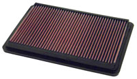 Click for a larger picture of K&N Air Filter, Saturn Ion 2003-05