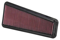 Click for a larger picture of K&N Air Filter, Toyota 4.0L V6 Trucks & SUVs, 2002-11