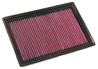 Click for a larger picture of K&N Air Filter, Mazda 3 / Mazdaspeed 3, Mazda 5