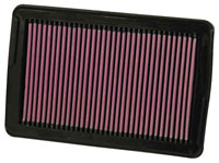 Click for a larger picture of K&N Air Filter, Buick Rendezvous, Saturn Relay