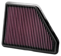 Click for a larger picture of K&N Air Filter, GMC Terrain, Chevy Equinox