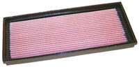 Click for a larger picture of K&N Air Filter, Volvo 240/242/244/245 74-93