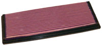 Click for a larger picture of K&N Air Filter, BMW 530/535/730/735, Audi V8 Quattro & S6