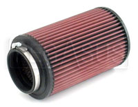 Click for a larger picture of K&N Air Filter 6.063 OD x 9.5 H GM/GMC Trucks 96-00