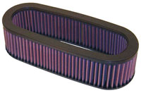 Click for a larger picture of K&N Air Filter, Nissan 280ZX 81-84