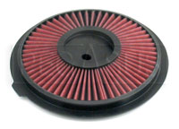Click for a larger picture of K&N Air Filter, Toyota Corolla 83-91 4AF Carbureted Engine