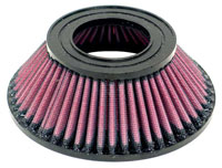 Click for a larger picture of K&N Filter Element, Round Tapered (5 7/8 B x 3.5 T x 2 H)
