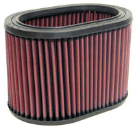 Click for a larger picture of K&N Air Filter: Honda Goldwing 75-79