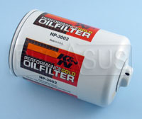 Click for a larger picture of K&N Performance Gold Oil Filter, 13/16-16 Thread