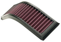 Click for a larger picture of K&N Air Filter, Kawasaki ZX10R Ninja 04-07