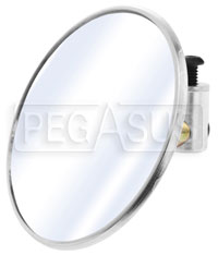 """Click for a larger picture of Replacement 3.75"""" Convex Spot Mirror Only"""