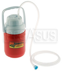 Click for a larger picture of Insulated Drink Bottle and Hose with Bite Valve