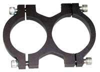 Click for a larger picture of Longacre Penske Shock Reservoir Bracket, 1.75 inch