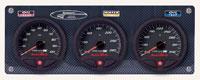 Click for a larger picture of AccuTech SMi 3 Gauge Composite Panel, OP / WT / OT