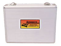 "Click for a larger picture of Longacre Carry Case, Front Handle, 9.5"" x 7"" x 2"""
