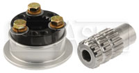 Click for a larger picture of Longacre Splined Quick Disconnect Hub