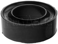 "Click for a larger picture of Longacre Coil Spring Rubber, 3/4"" Thick, Hard (Black - 70)"