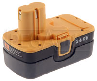 Click for a larger picture of Replacement Battery for 68604 (yellow) Longacre Pit Gun