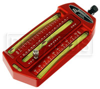 Click for a larger picture of Longacre Bubble Caster/Camber Gauge, no Adapter