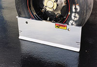 Click for a larger picture of Longacre Toe Plates with Tapes