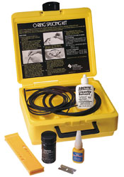 Click for a larger picture of (HAO) Loctite O-Ring Making Kit, SAE - ON SALE!