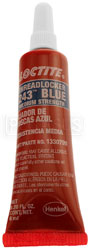 Click for a larger picture of Loctite 243 Medium Strength Primerless Threadlocker, 6ml