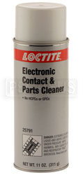 Click for a larger picture of (HAO) Loctite Electrical Contact and Parts Cleaner, 11oz