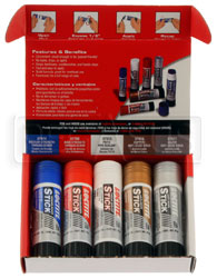 Click for a larger picture of Loctite QuickStix Assortment Kit
