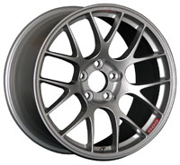 Click for a larger picture of BBS Wheel for Boss R1 Mustang, 18x10